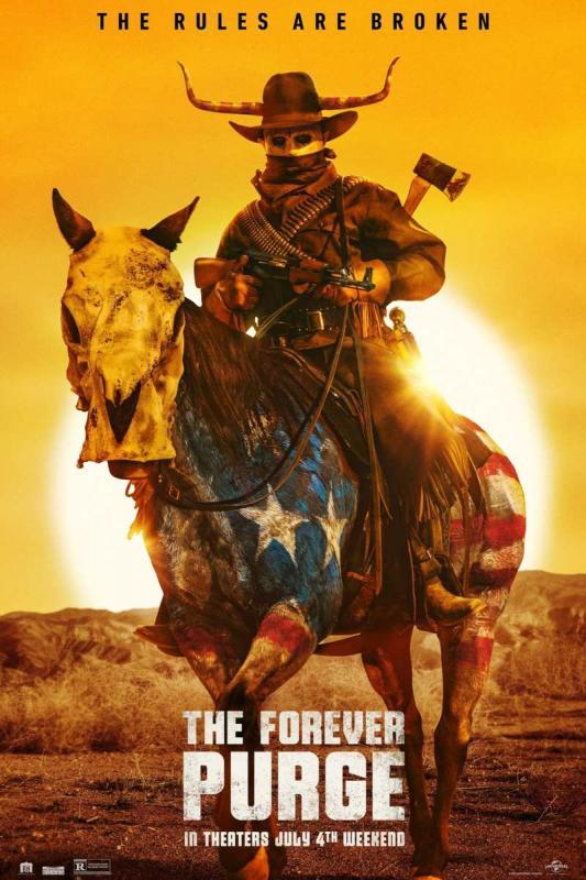 The forever purge by Gout, Everardo Valerio