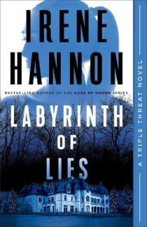 Labyrinth of lies  by Hannon, Irene