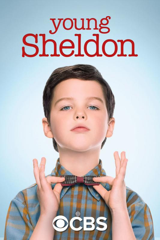 Young Sheldon The complete fourth season by Armitage, Iain