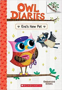 Eva's new pet by Elliott, Rebecca