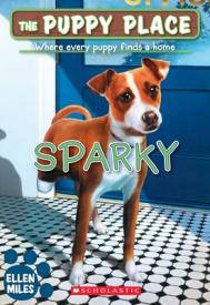 Sparky by Miles, Ellen