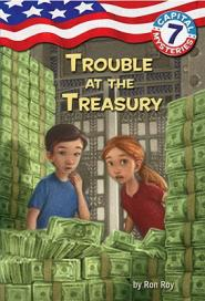 Trouble at the Treasury  by Roy, Ron