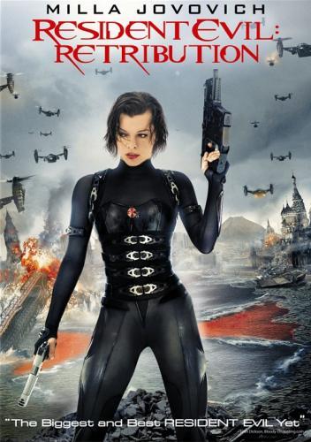 Resident evil : retribution by Bolt, Jeremy.