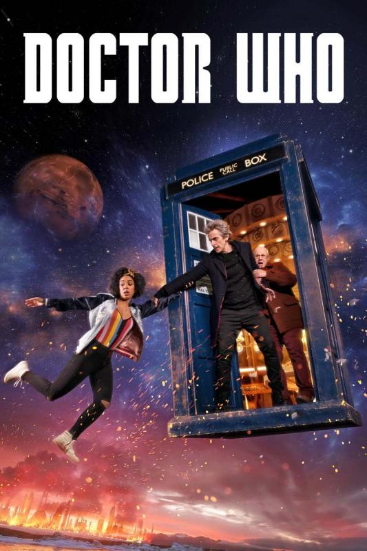 Doctor Who The complete eighth series by Capaldi, Peter