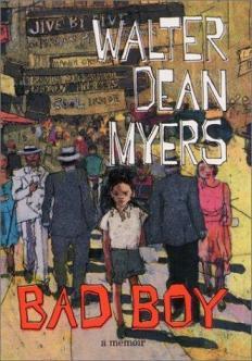 Bad boy : a memoir by Myers, Walter Dean