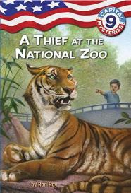 A thief at the National Zoo by Roy, Ron