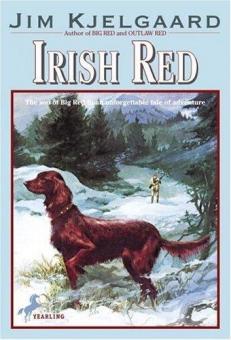 Irish Red by Kjelgaard, Jim