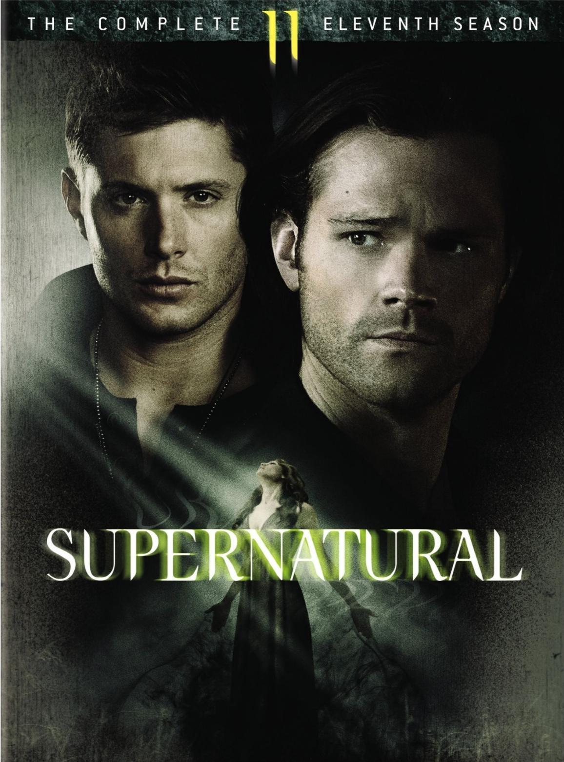 Supernatural The complete eleventh season by Aronauer, Todd