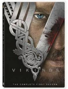 Vikings Season 1 by Hirst, Michael