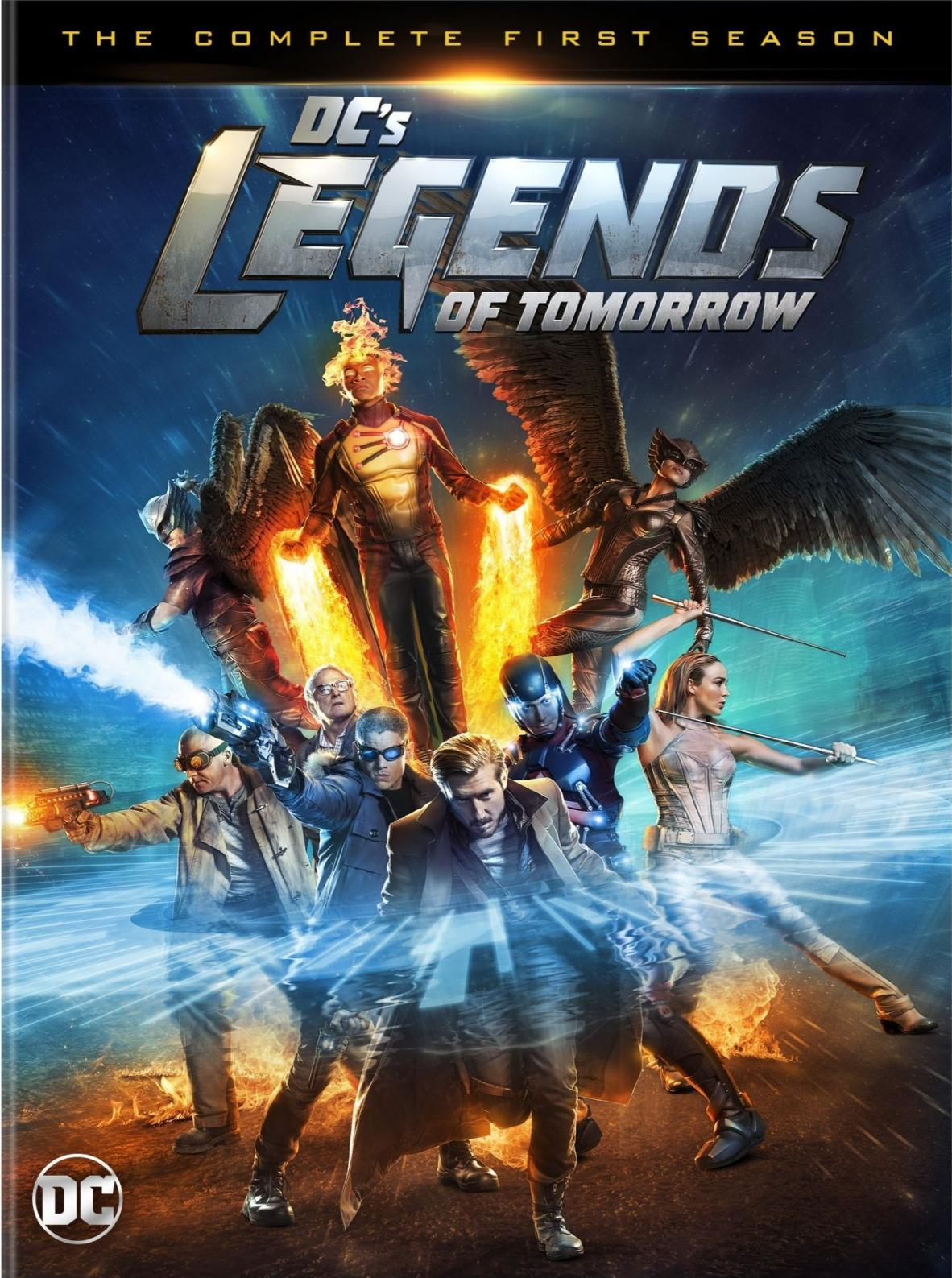 DC's legends of tomorrow : the complete first season  by Garber, Victor
