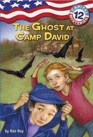 The ghost at Camp David by Roy, Ron