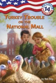 Turkey trouble on the National Mall  by Roy, Ron