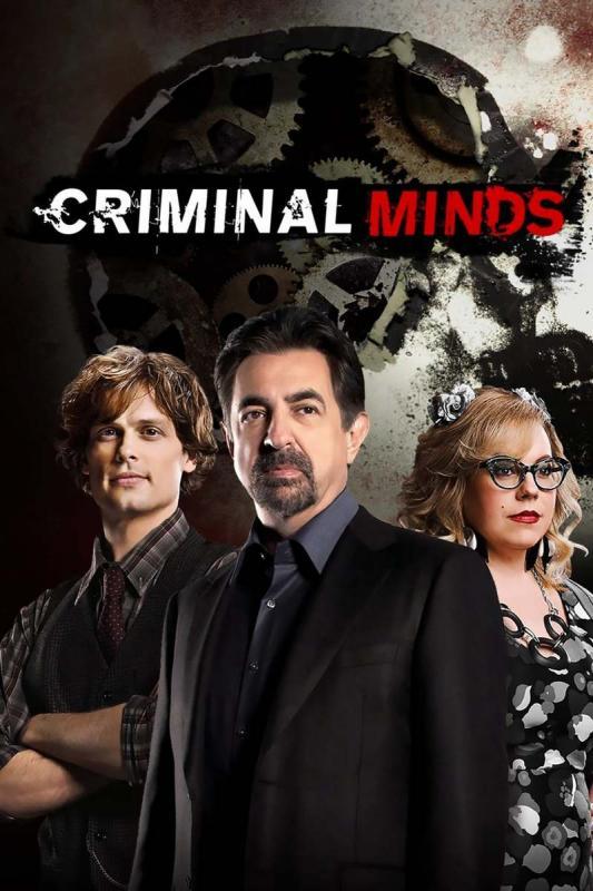 Criminal minds The tenth season by Davis, Jeff