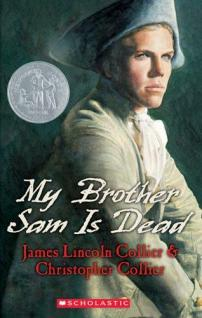 My brother Sam is dead  by Collier, James Lincoln