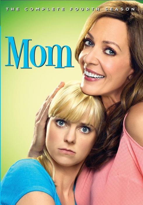 Mom The complete fourth season by Faris, Anna