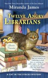 Twelve angry librarians  by James, Miranda