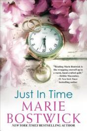 Just in time by Bostwick, Marie