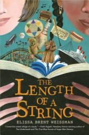 The length of a string by Weissman, Elissa Brent