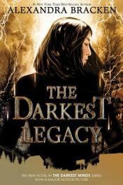 The darkest legacy by Bracken, Alexandra