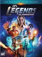 DC's legends of tomorrow The complete third season by Seidenglanz, Rob
