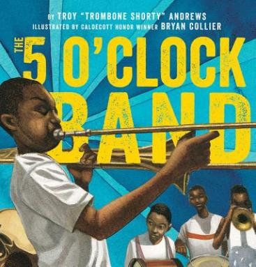 The 5 O'clock Band by Andrews, Troy