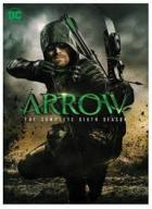 Arrow The complete sixth season by Amell, Stephen