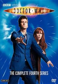 Doctor Who The complete fourth series by Strong, James