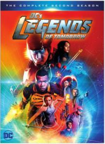 DC's legends of tomorrow The complete second season by Godfree, Grainne