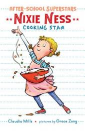 Nixie Ness, cooking star by Mills, Claudia