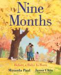 Nine months : before a baby is born by Paul, Miranda