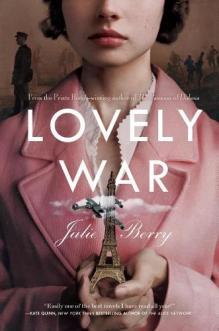 Lovely war  by Berry, Julie