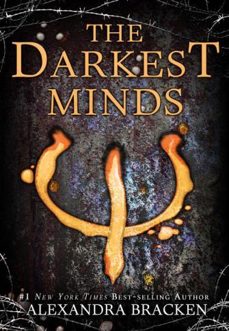 The darkest minds by Bracken, Alexandra.