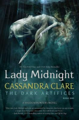 Lady midnight  by Clare, Cassandra
