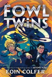The Fowl twins by Colfer, Eoin